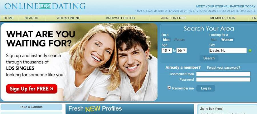 Online LDS Dating